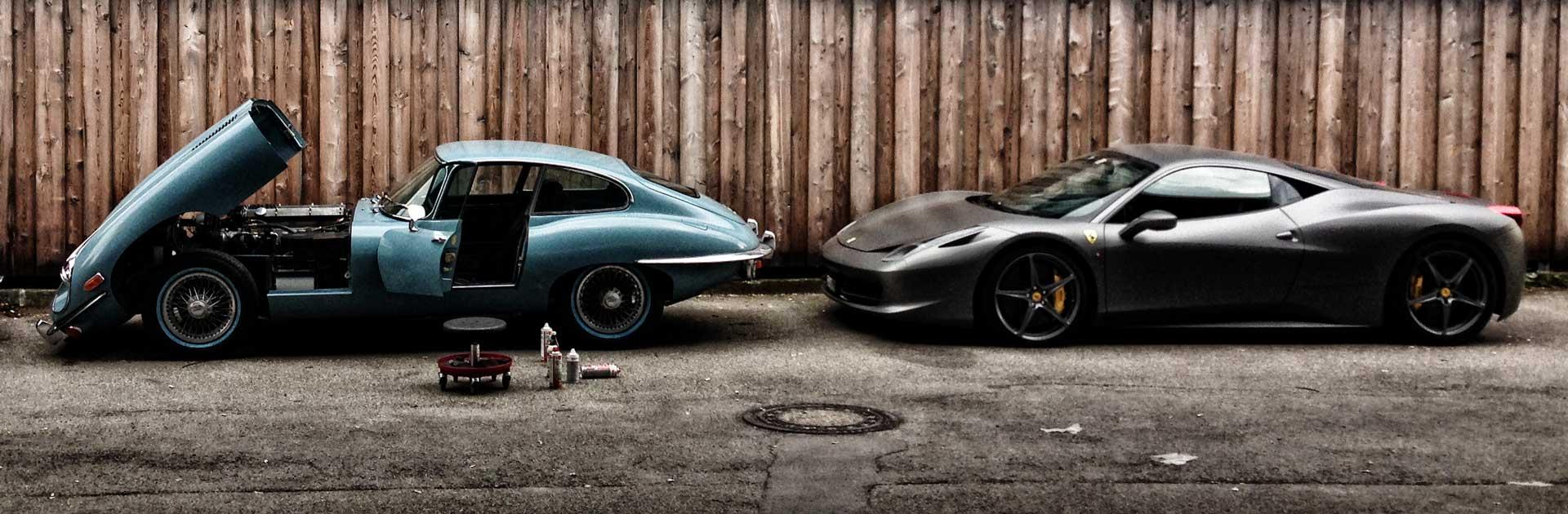 E-Type_Ferrari-458